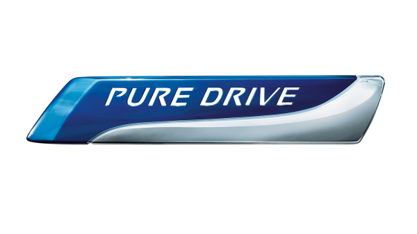 Badge Pure Drive