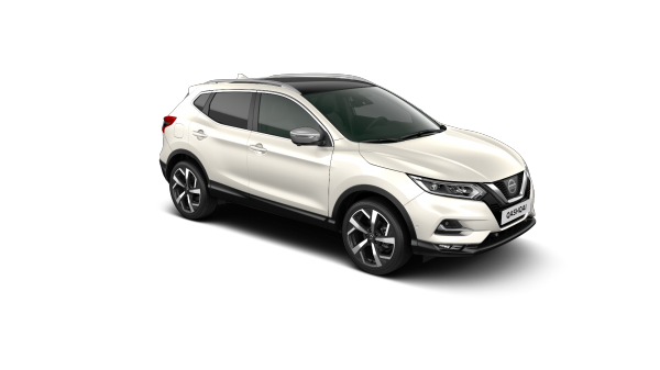 Nissan Qashqai - Styling - Front view