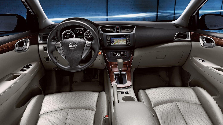 Nissan Sentra Interior & Exterior Design - Affordable ...
