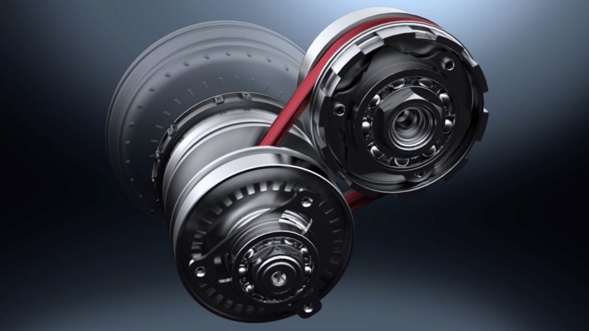 Nissan CVT (Continuously Variable Transmission)