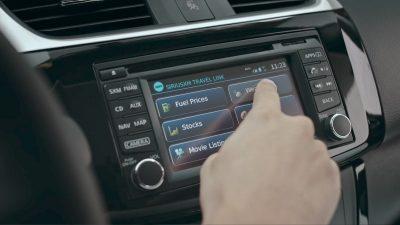 Nissan Sentra Technology Video