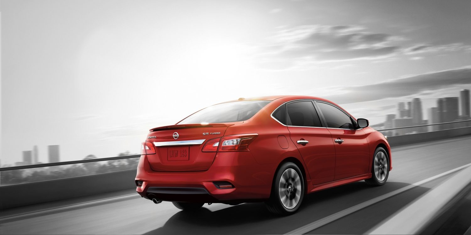 sentra red