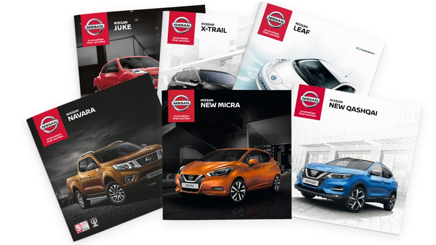 Nissan X-TRAIL brochure
