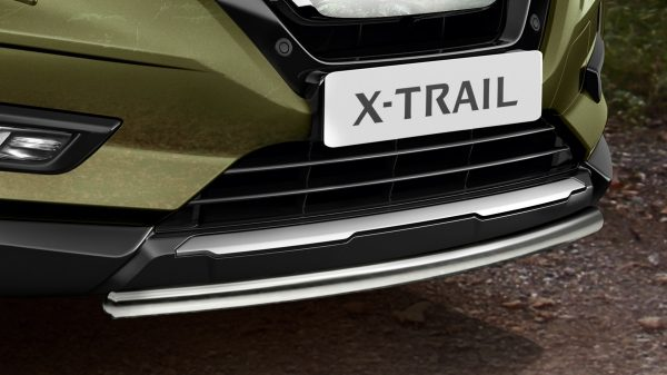 Nissan X-TRAIL styling bar voorkant