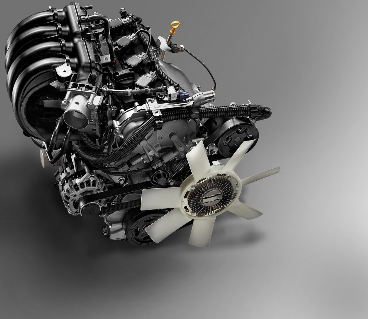 2021 Nissan X-Terra Engine