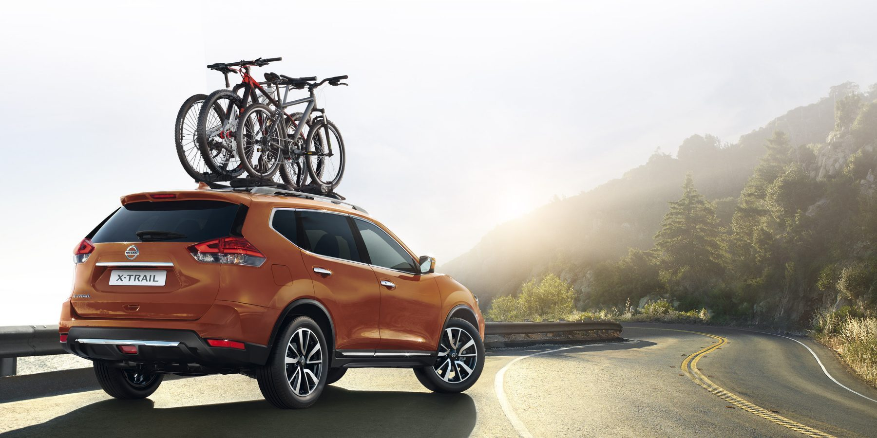 Suv 7 Places Trail X Nissan PgYxC6