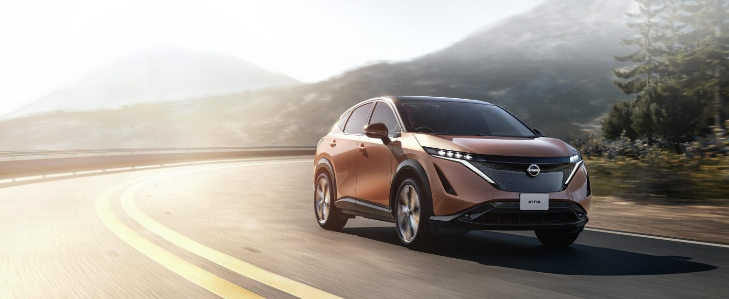 Introducing the All-New 2021 Nissan ARIYA - Electric Crossover