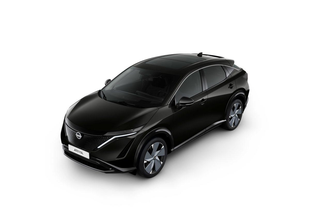 Nissan Ariya színek