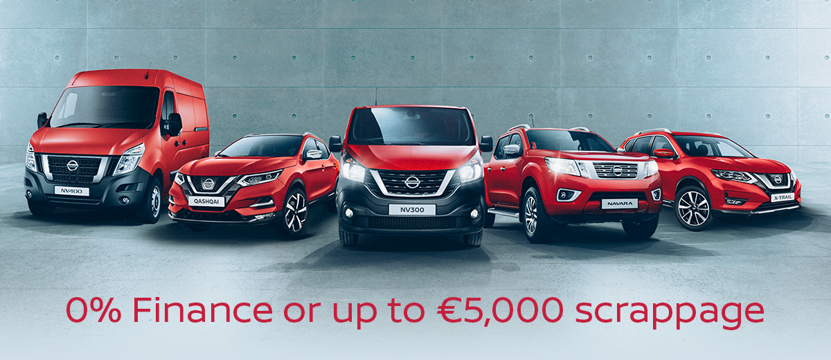 Commercial Vehicles Scrappage Scheme Nissan Ireland