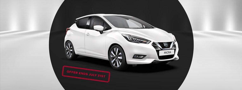 0 Apr Car >> Nissan Micra On Hire Purchase 0 Apr Nissan Ireland