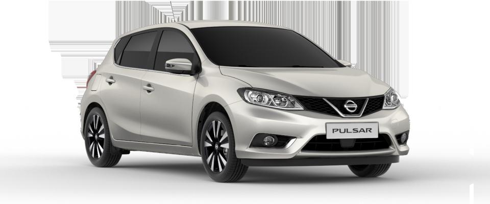 Nissan pulsar colours