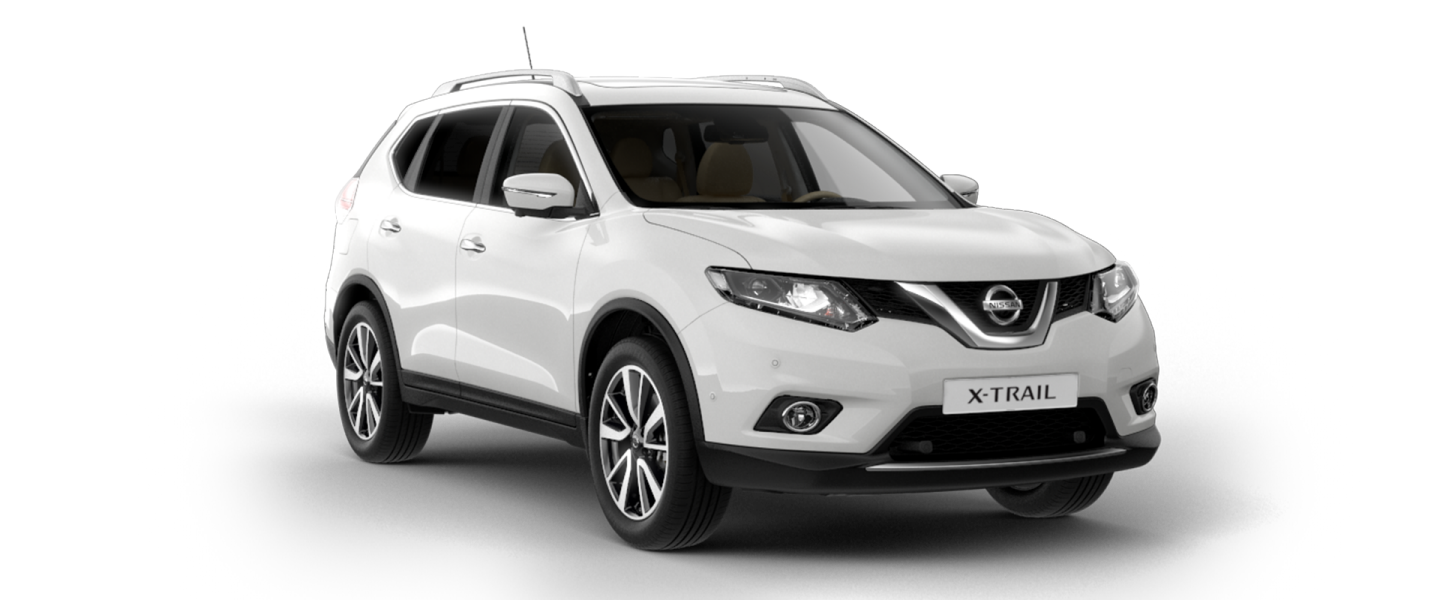 New Crossover X Trail 7 Seater Cars Crossover Nissan