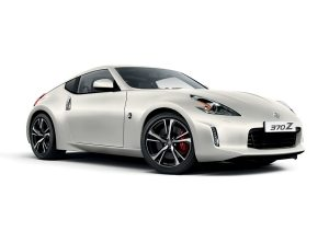 Nissan 370Z Coupe Pack