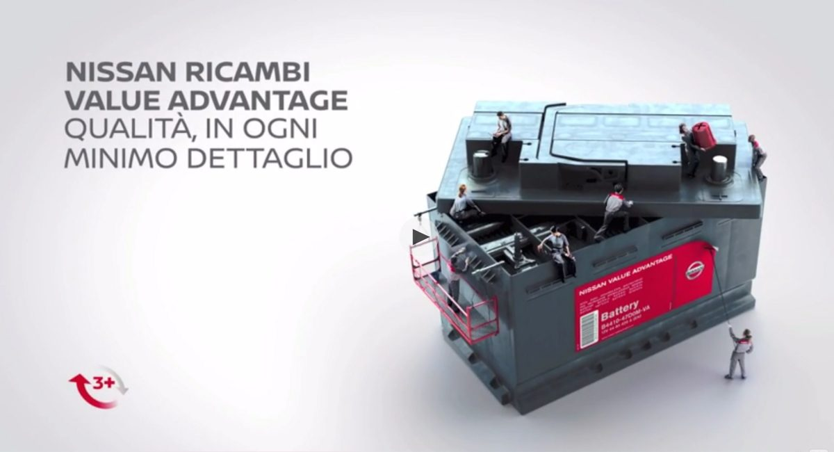 NISSAN RICAMBI VALUE ADVANTAGE
