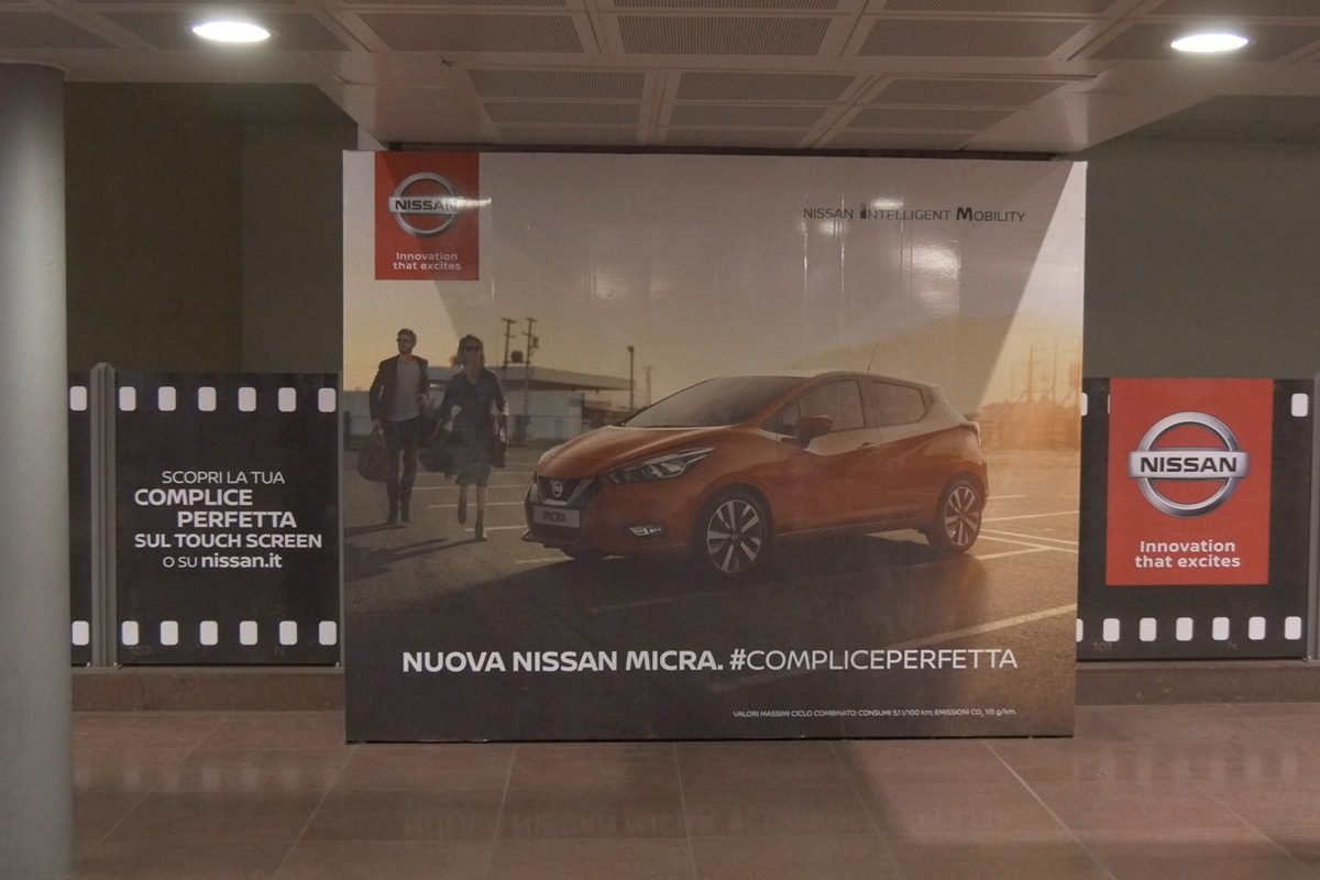 Nissan Innovation Station