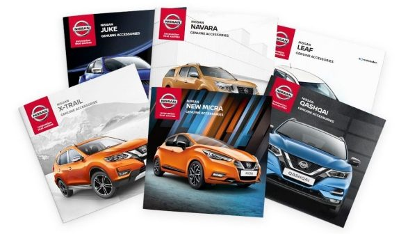 Brochure Nuovo Nissan X-TRAIL