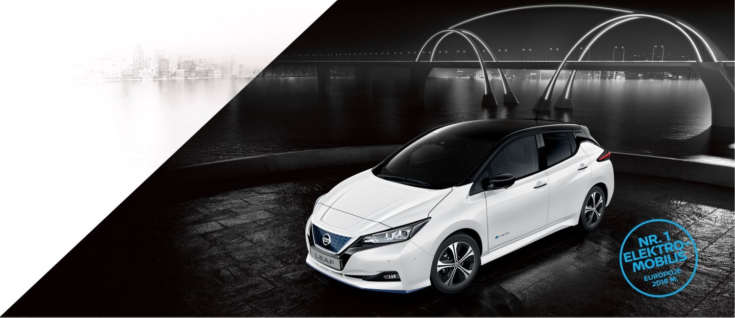 """Nissan LEAF 3.ZERO e+ Limited Edition"""
