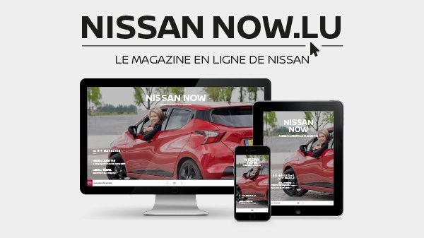 Nissan Now Magazine