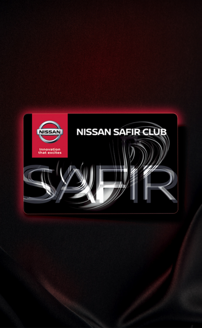 NISSAN SAFIR CLUB