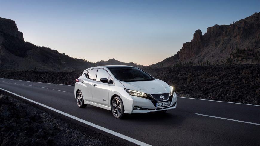 Resultado de imagem para 2018 Nissan Leaf Budapest