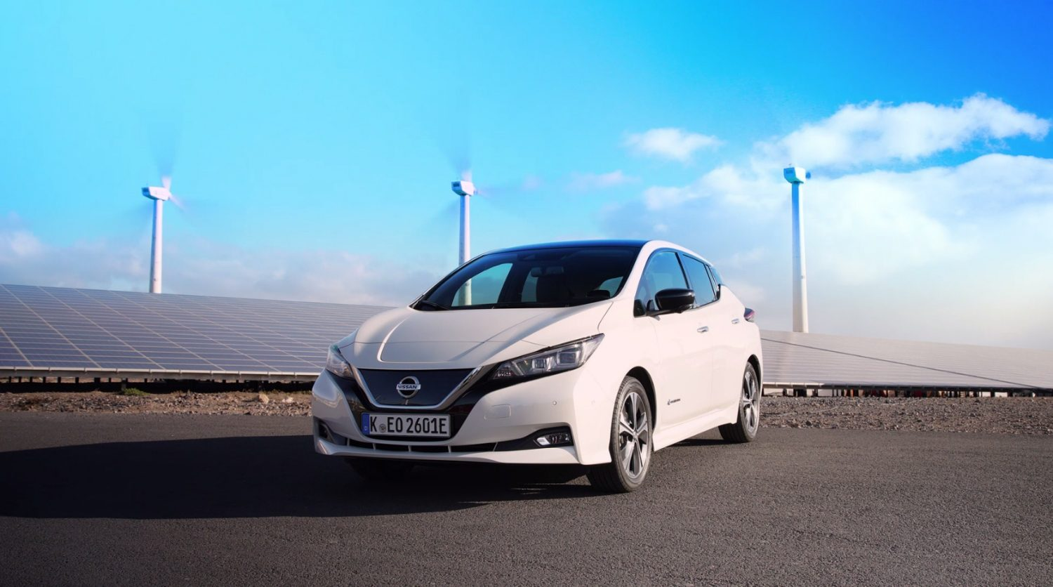 Nissan Electric Vehicles: Electric Cars and Vans