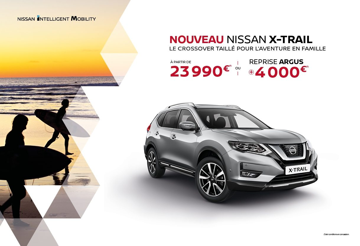 SUV DAYS NISSAN X-TRAIL