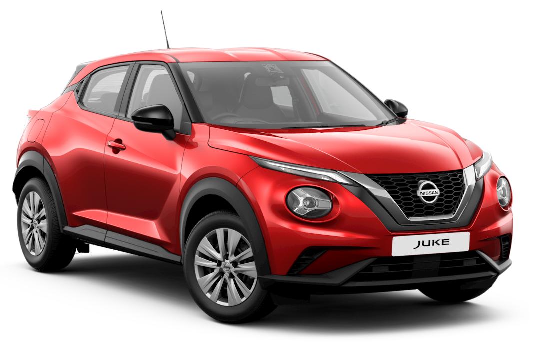 Next Generation Nissan Juke Wincanton Yeovil Fj Chalke