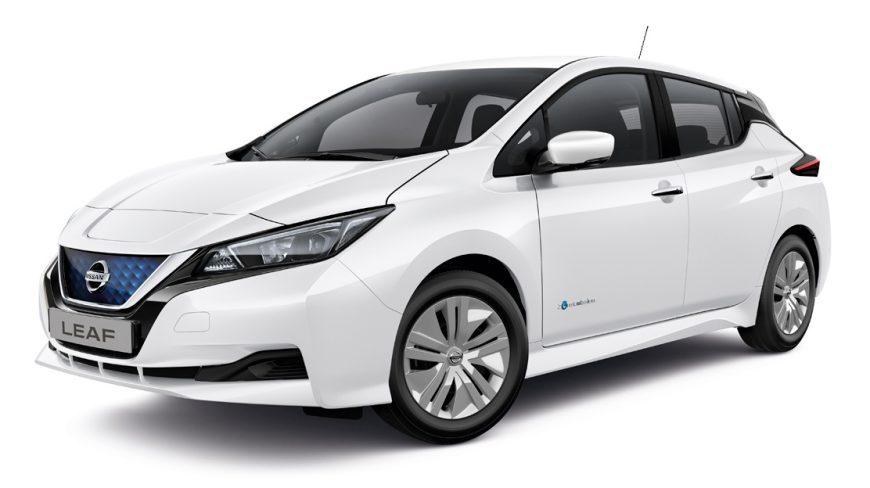 Varianten Und Preise Der Nissan Leaf 2018 Elektroauto Nissan