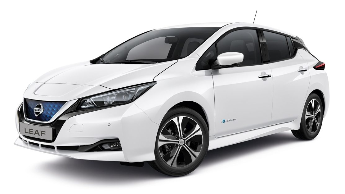 NEUER NISSAN LEAF N-CONNECTA