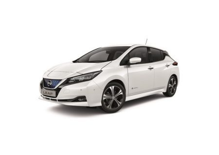 NISSAN LEAF N-CONNECTA OPTION