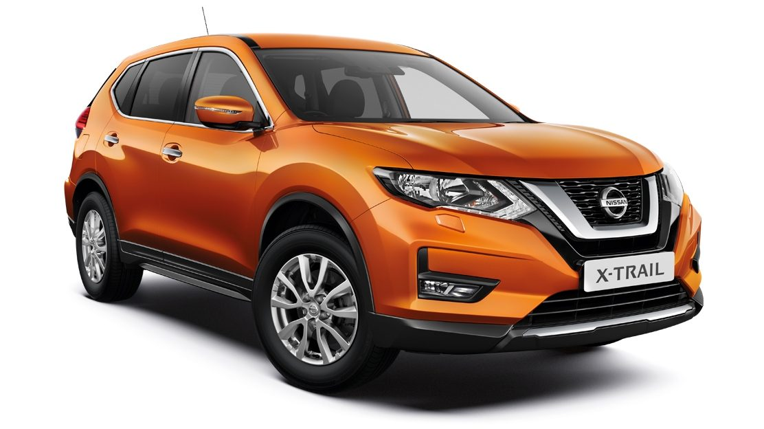 New Nissan X-Trail 4x4 | 5 or 7 Seater Car | Nissan