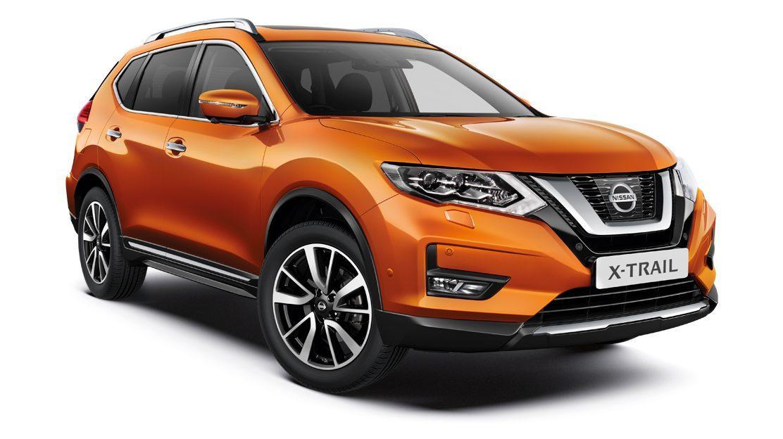 Nissan X-Trail 2.0 dCi Tekna Xtronic 4WD