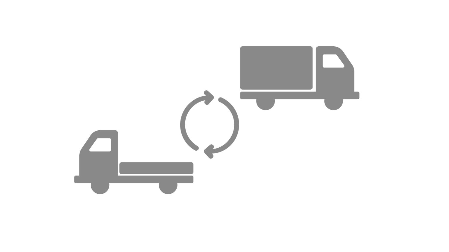 SUV-collectie pictogram