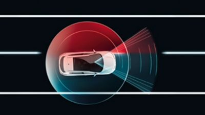 Crossovers - Lane departure and blind spot warning | Nissan