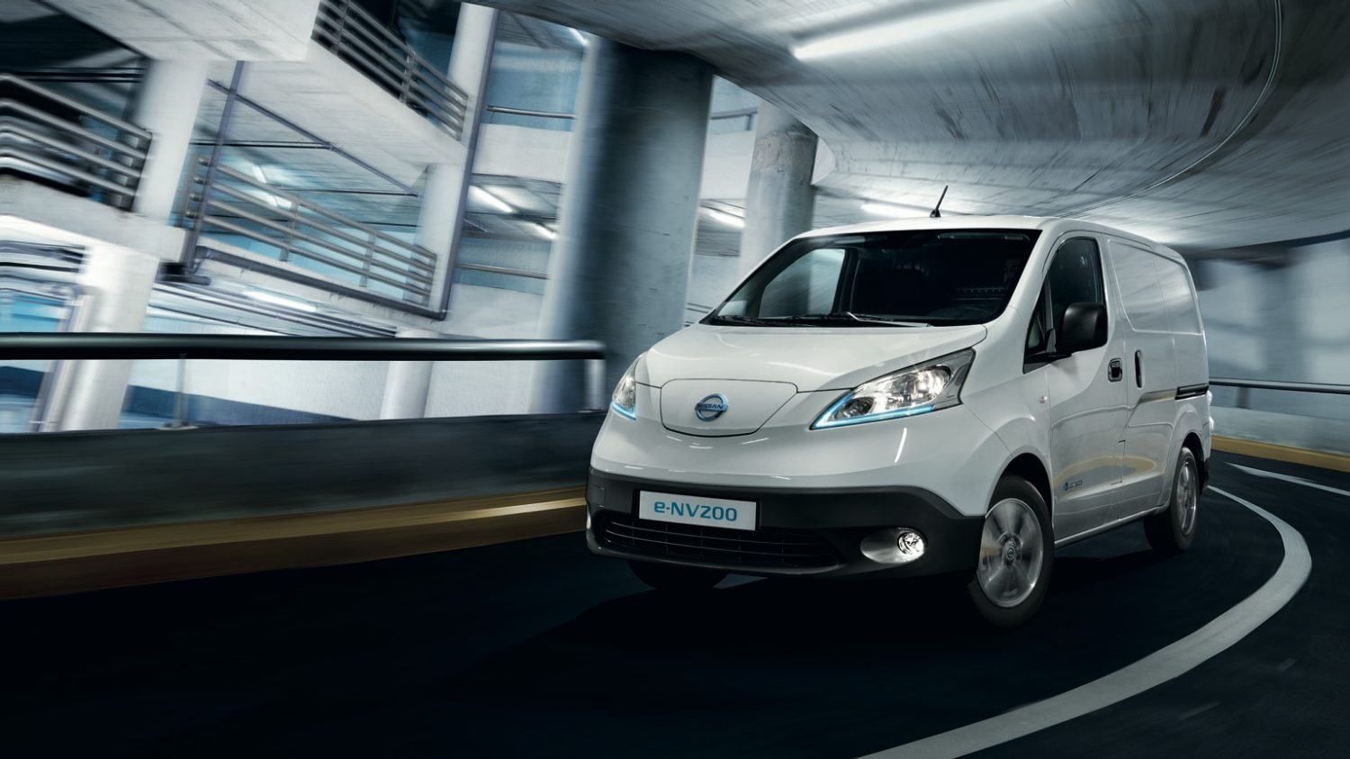 Electric Cars Amp Vans Nissan