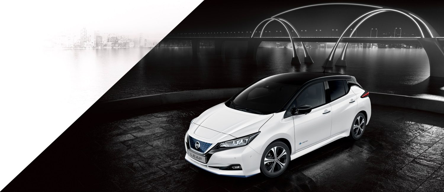 Nissan™ Official UK Website | Discover Our Full Vehicle Range