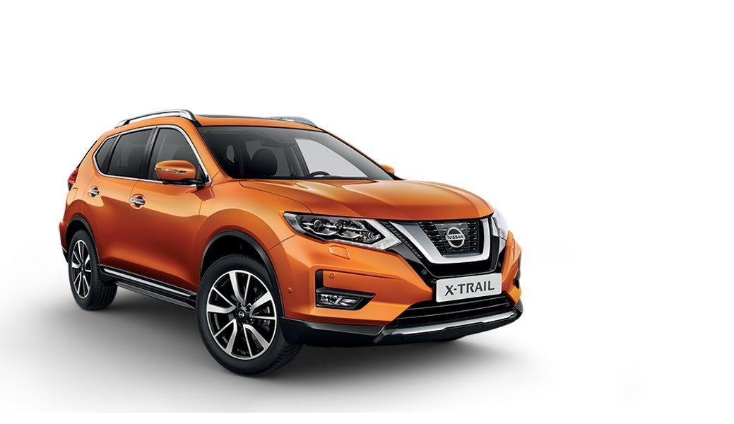 Acties Nissan X-Trail