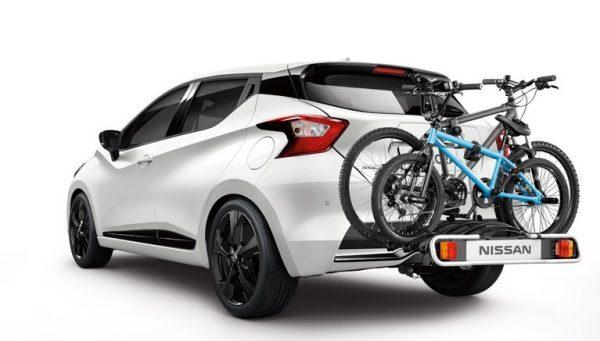 Gratis Nissan accessoirecheque t.w.v. 250 euro