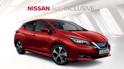 Nissan LEAF All-Inclusive