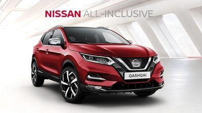 Nissan Qashqai All-Inclusive