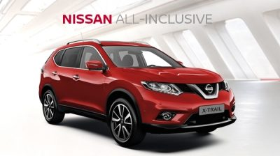Nissan X-Trail All-Inclusive