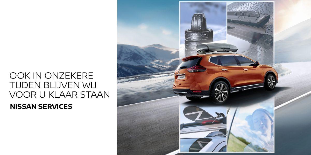 Winteracties Nissan After Sales