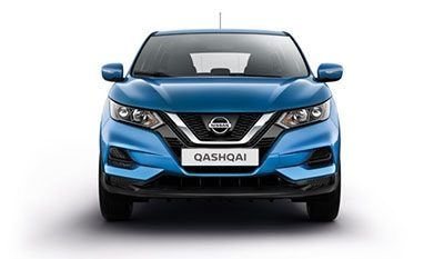 Nissan Qashqai in Private Lease