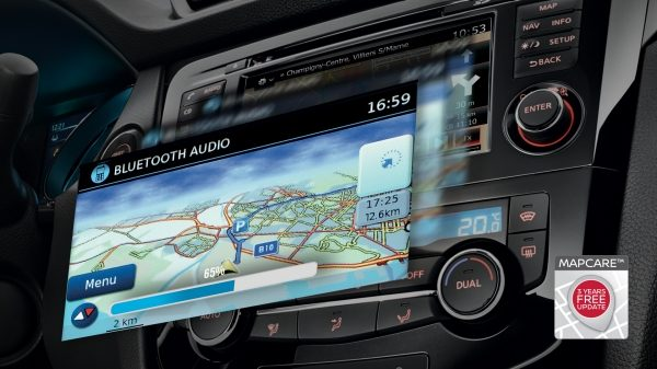 NISSANCONNECT NAVIGATIESYSTEEM EN APPS