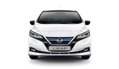 Nissan LEAF in Private Lease