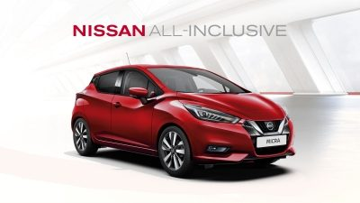 Nissan Micra All-Inclusive