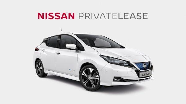 Nissan Private Lease Nieuwe LEAF