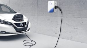 NISSAN LEAF - Wallbox