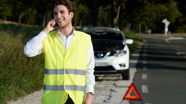 Roadside assistance - Nissan