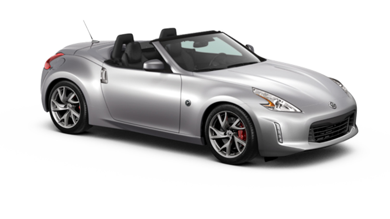 Nissan 370z Roadster Pack - 3/4 front view